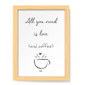 ALL YOU NEED COFFE