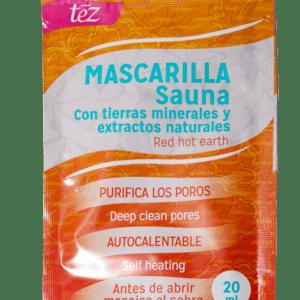 Mascarilla Sauna