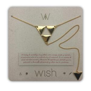 WHCLCD302O Collar Equilibrio Y
