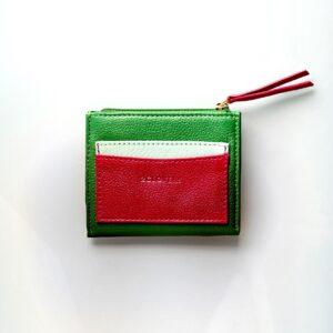 Miniwallet Verde